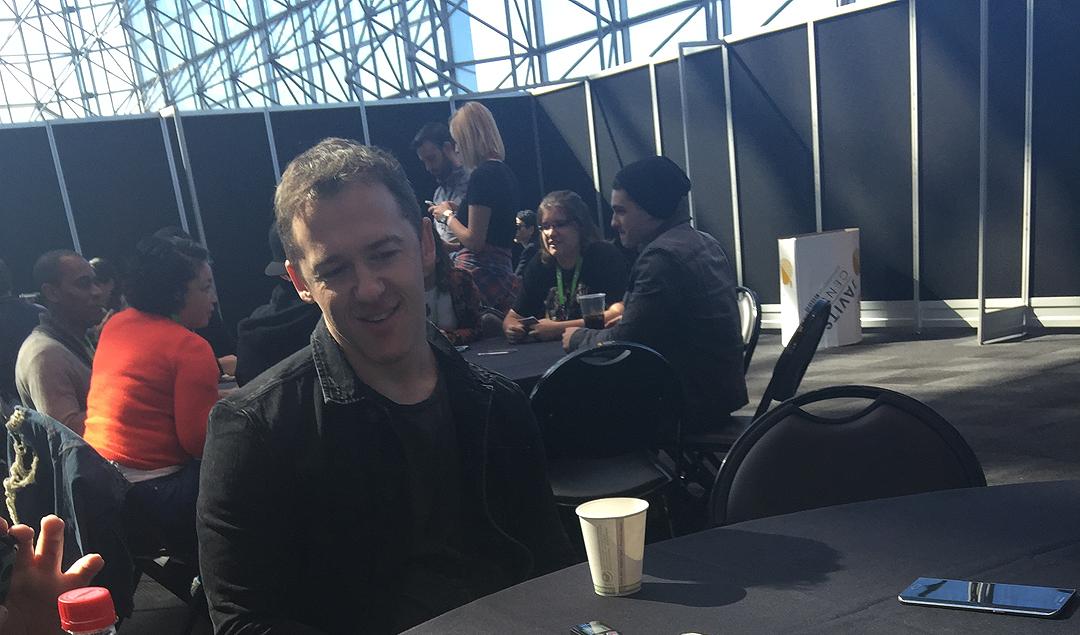 New York Comic Con Jeff Davis Teen Wolf