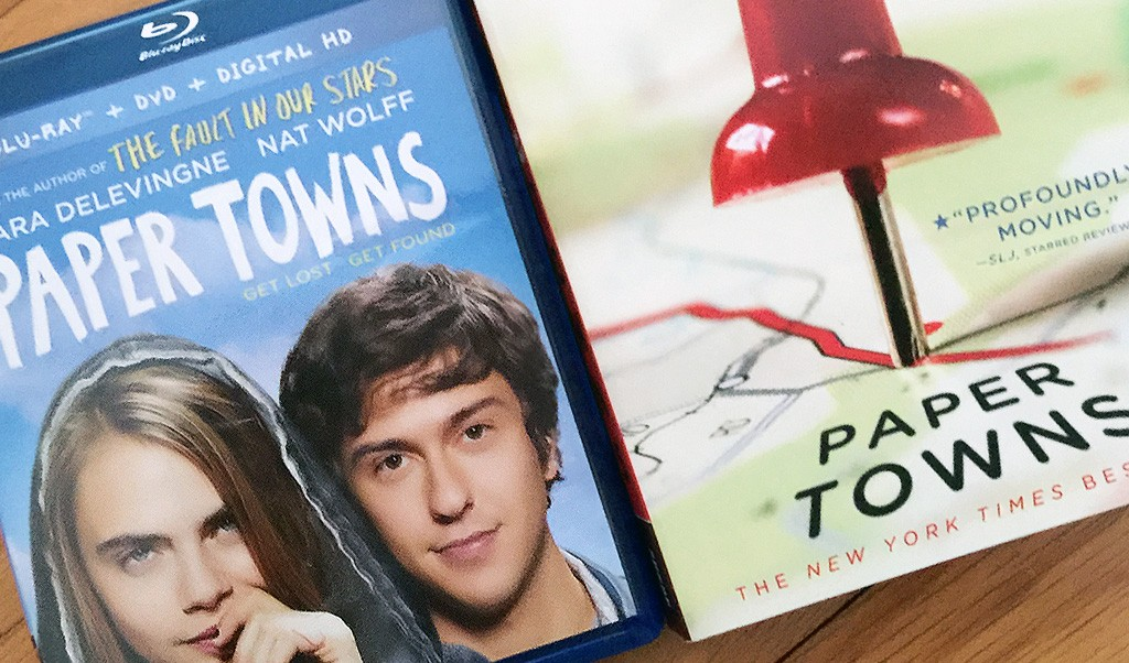 Pop-Culturalist Paper Towns Review