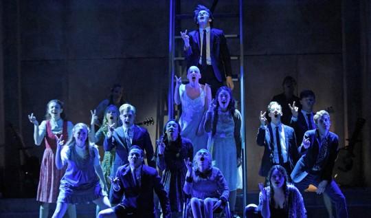 Deaf West Theater Spring Awakening