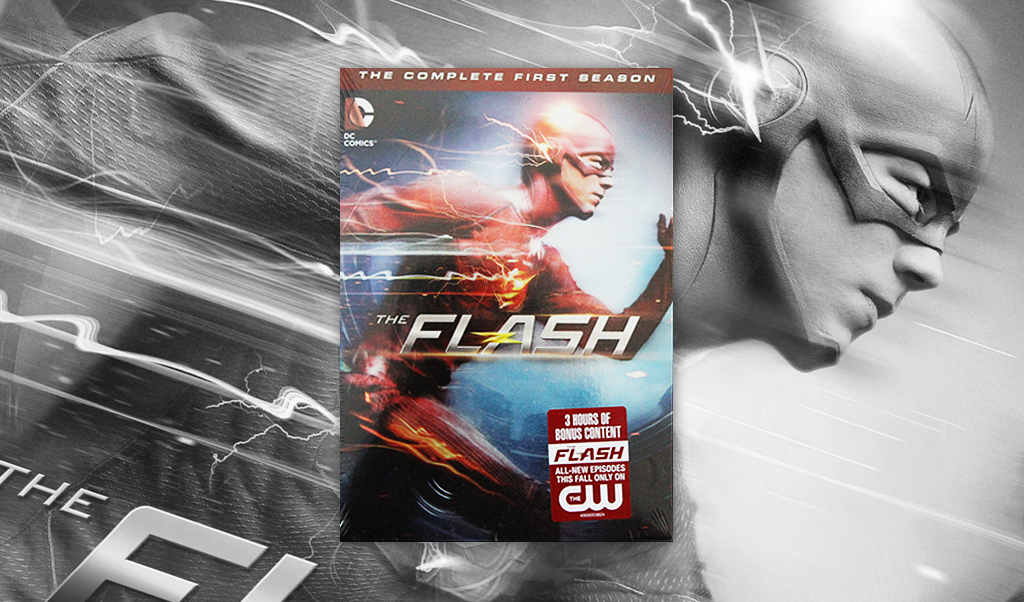 The Flash: Season 1 DVD Giveaway