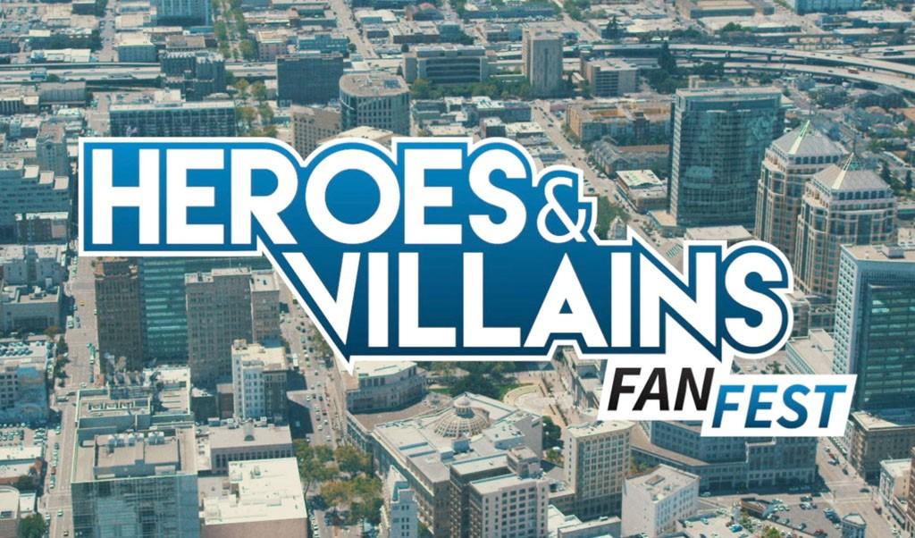 Heroes & Villains Fan Fest