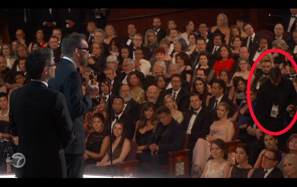 Ex Machina at the Oscars