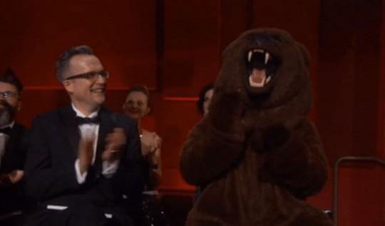 Oscars Bear