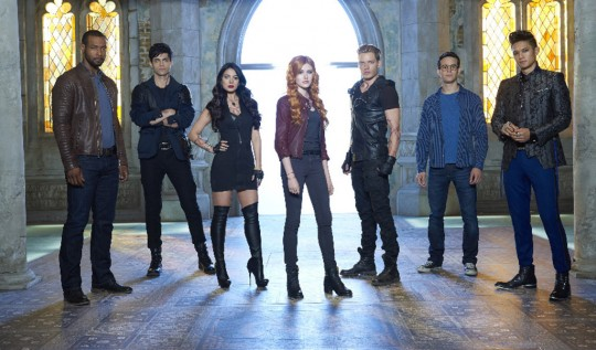 Shadowhunters Renewed