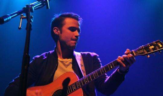 Kris Allen Letting You In Tour Pop-Culturalist