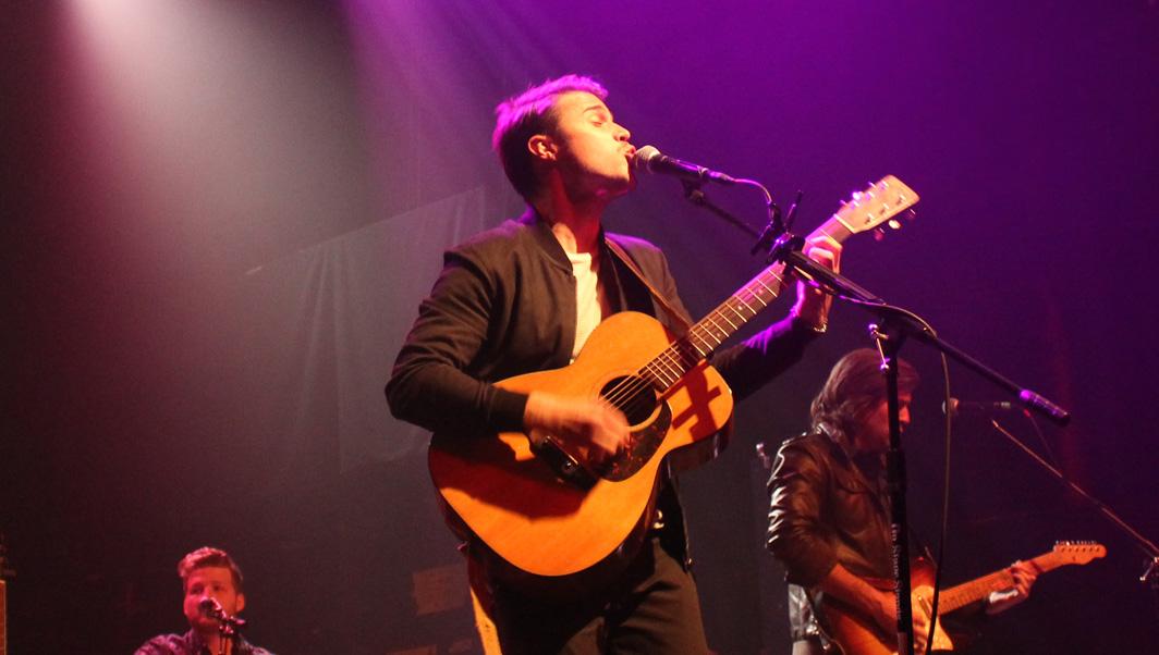 Kris Allen Letting You In Tour Pop-Culturalist 007