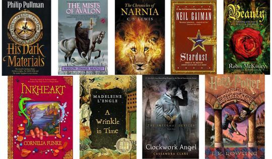 Fantasy YA Books