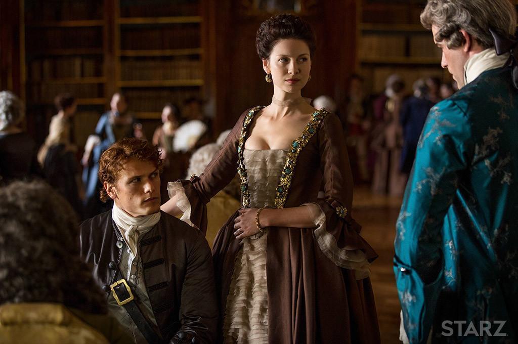 Outlander Season 2 France