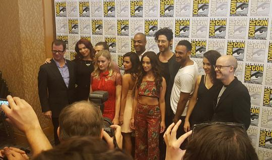 The Magicians Cast