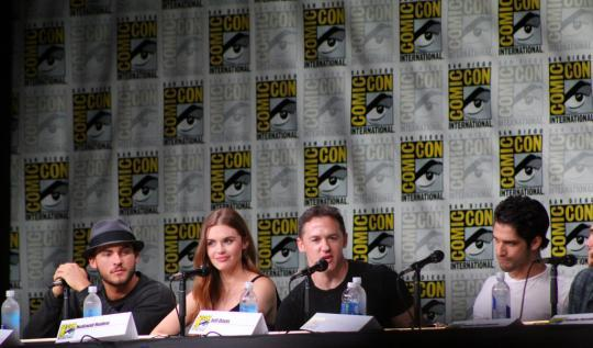 Teen Wolf SDCC 007