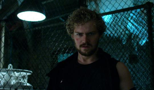 First Trailer for Iron Fist