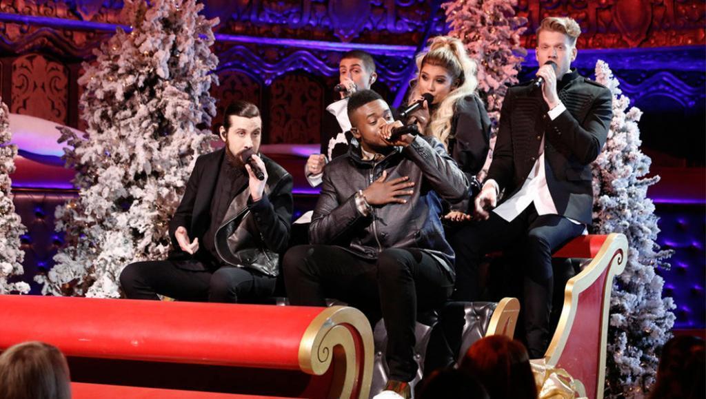 Pentatonix Christmas Songs.Tbt Favorite Christmas Songs Pop Culturalist Com
