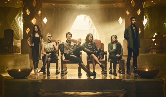 The Magicians season 2 cast