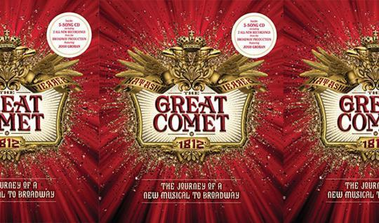 The great Comet book