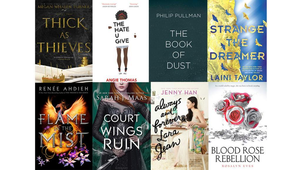 8 Most Anticipated Young Adult Books Of 2017 Pop Culturalist Com