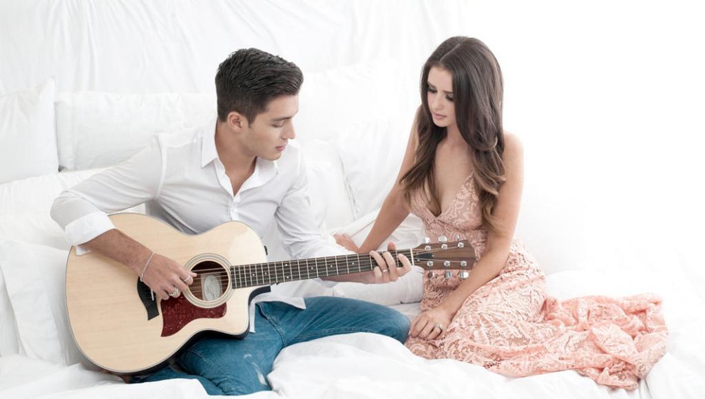 Jess and Gabriel Conte