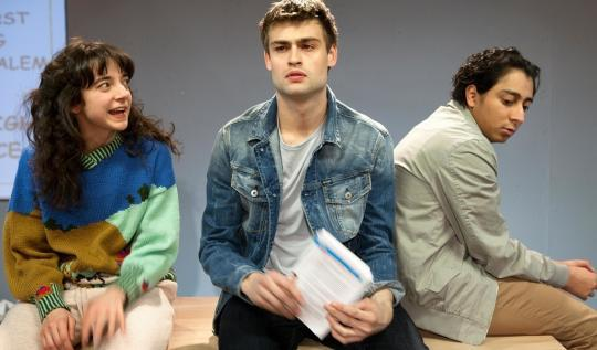 speech & debate trafalgar studios