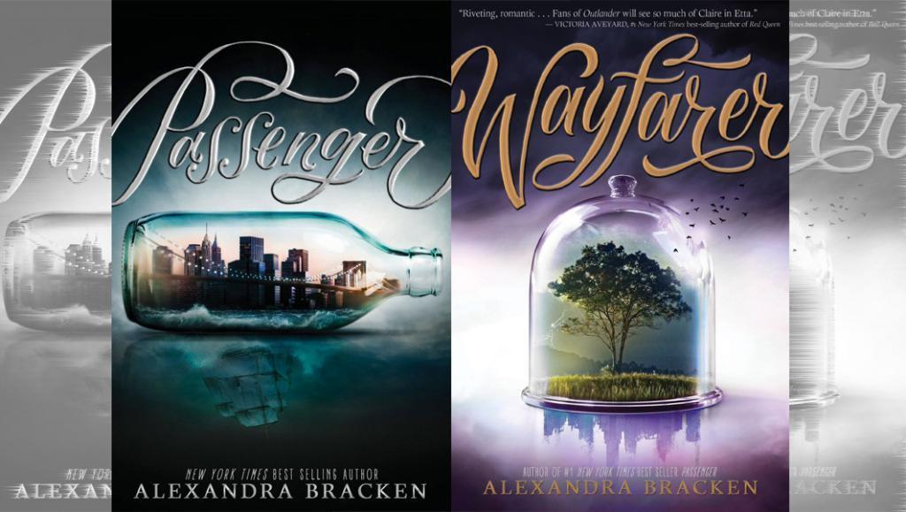 Passenger Series - Alexandra Bracken