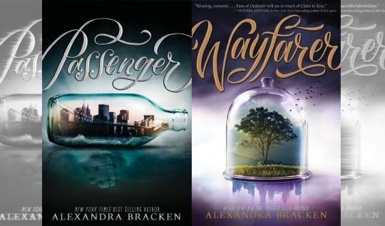 Passenger and Wayfarer by Alexandra Bracken