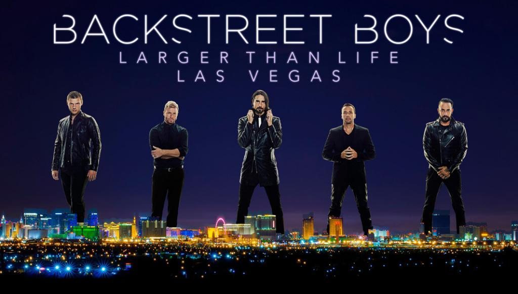 Backstreet Boys Las Vegas