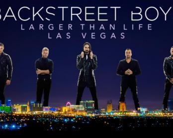 Backstreet Boys Las Vegas