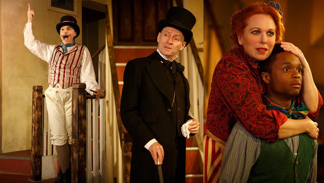 Sweeney Todd Stacie Bono, Jamie Jackson, John-Michael Lyles
