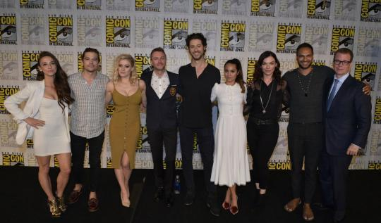 The Magicians at SDCC 2017