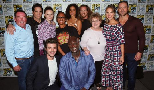 Midnight Texas SDCC