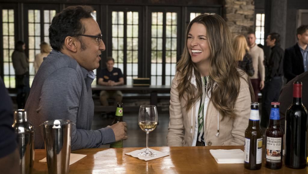 Younger s4e3 sutton foster aasif mondvi
