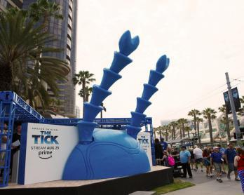 THe Tick SDCC