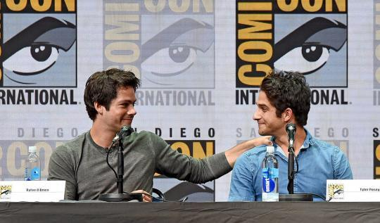 Teen Wolf SDCC