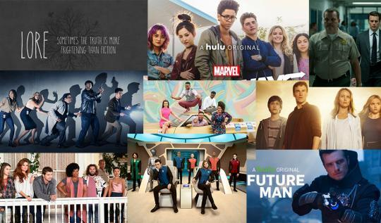 New Fall TV 2017
