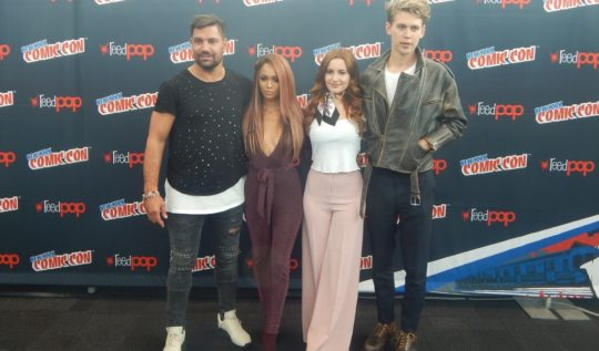 Shannara Chronicles cast