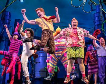 SpongeBob SquarePants the Musical