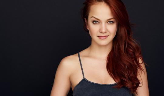 Lauren Zakrin headshot