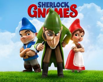 Win Tickets To A Nyc Screening Of Sherlock Gnomes Pop