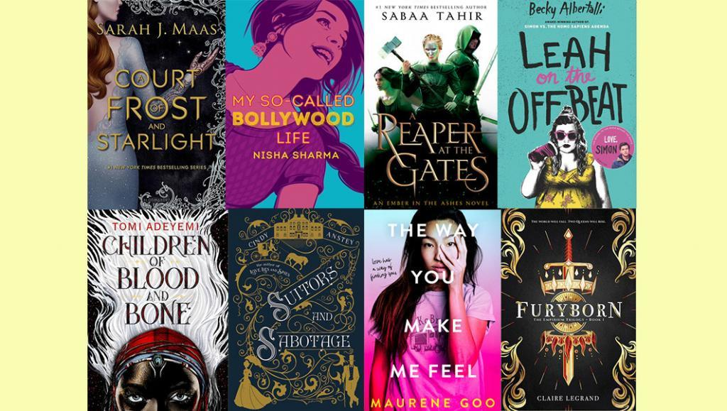 8 Ya Books To Read This Spring Pop Culturalist Com