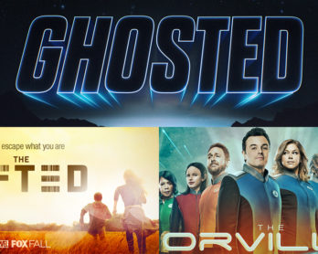 Win Tickets to a NYC Screening of The Orville, Ghosted, and The Gifted